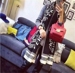 fashion Design womans with silver thread Scarf High Quality scarves Classic Ladies Wrap scarves for Women 14