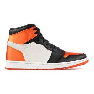 2020 Jumpman 1 1s High OG Travis Scotts Game Royal UNC Basketball Shoes Mens Shattered Backboard 3.0 Designer Sports Sneakers Size A3