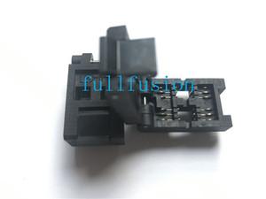 SMD 5050 LED IC zócalo de la prueba PLCC6 SMT 5050 Burn Pakage en Socket