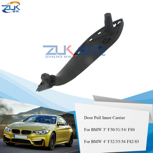 ZUK Front Door Handle Pull Inner Carrier Armrest For BMW 3 Series F30 31 34 2011-2019 F80 For 4 Seires F32 33 36 F82 83