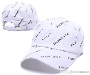 Good Sale VETEMENTS Big Daddy 18FW BNIB White Unisex Logo Cappello da baseball Cappello da baseball tattico papà regolabile