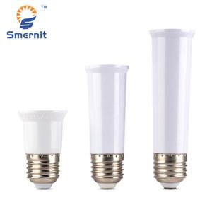 E27 To E27 Lengthen Lamp Base Transfer Led Light Base E27-e27 Exten Lamp Socket Extender Lample Light Popt Lolder Screw Adapter