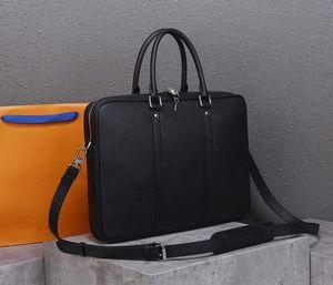 Diseñadores-bolsos hombre de negocios maletines bolsas de alta calidad de diseño de cuero real del monedero del bolso del estilo moderno tecla de bloqueo preciosa
