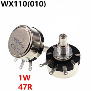 WX110 010 WX010 1W 47R Potentiometer Adjustable Resistors