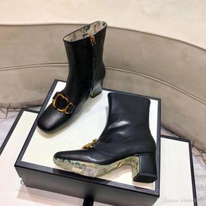 2019Top Qualität Designer Stiefel, Winter Damen nackte Stiefel, Luxus Mode Stiefel, super heiße neue Stiefel