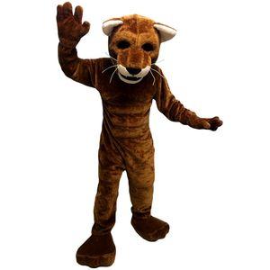 Tiger Mascot Costume personagem de banda desenhada Adulto Tamanho Longteng (TM) 03444