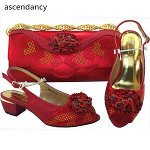 Последняя Щепка цвет итальянская обувь с соответствующими сумками нигерийская партия обуви и сумок наборы африканских женщин свадебные туфли и сумки наборы