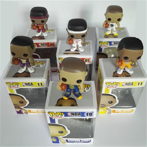 Fashion Action Hot Funko Pop Play Sport Star Celebrity Figure Collectible Model Toy for Fans Figure Gifts