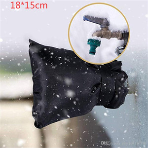 Wholesale Outdoor Tap Cover Thickened Outside Faucet Antifreeze Cover Garden Tap Insulated Waterproof Protector for Winter Frost Protection
