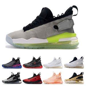 JORDAN PROTO MAX 720 أحذية كرة السلة رجال بروتو لدت CRIMSON TINT GOLD أسود GYM RED المعدنية SILVER ROYAL PURPLE رجل الرياضة أحذية رياضية المدربين jumpman