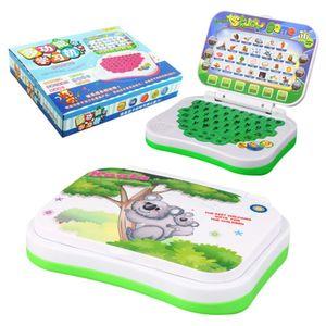 Multifonctionnelle de sécurité en plastique précoce interactifs Mini prononciation apprentissage informatique éducatif pour les enfants Jouets Machines bébé