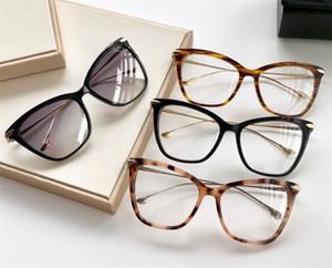 Neue Luxus-Frauen Designer-Sonnenbrillen 3038 Charming Cat Eye Rahmen Sonnenbrillen Optische Brillen Serie Fashion Style UV400 Objektiv Outdoor Brillen
