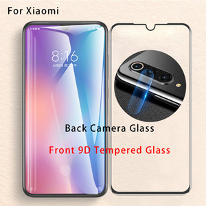 Camera Tempered Glass for Xiaomi Mi 9 9T Pro 9D Phone Lens Protective Glass for Mi Play F1 Screen Protector