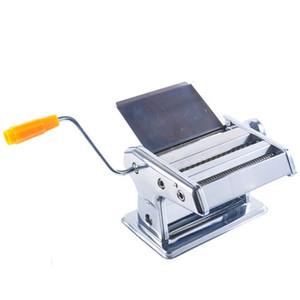 Beijamei Promosyon Paslanmaz Çelik Ana Makarna Baskı Makinası Ev Manuel Küçük Erişte Makinası basılması Kulp