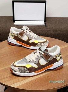 Para hombre de la zapatilla de deporte con Ultrapace reflectante tela, zapatos corrientes clásicas planas de gran tamaño corredores Sneaekers multicolores con las Tamaño cuadro 38-45