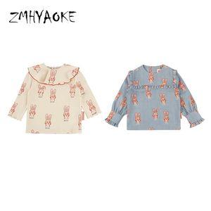 Bb 2019 Summer Girls Sleep Rabbit Tshirt Children Kid T-shirt Boy Clothes For Big Kids Beach Baby Girl T-shirts J190529