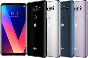 Rinnovato originale LG V30 H930 H931 H932 VS996 64GB sbloccato telefono cellulare Octa Nucleo 6.0inch doppia telecamera posteriore WIFI GPS Bluetooth del cellulare