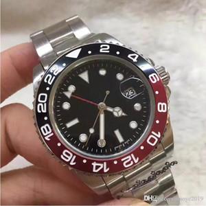 2020 роскоши Часы известных мужские часы модельер автоматический день сделал победитель 44ммы Mens контактного циферблат кварцевые мастера мужской часы GMT Relogio