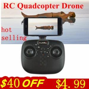 RC Quadrotor WiFi FPV Drone câmara óptica HD 1080p de alta Aeria Aircraft Quadrocopter zangão gps brinquedos helicóptero