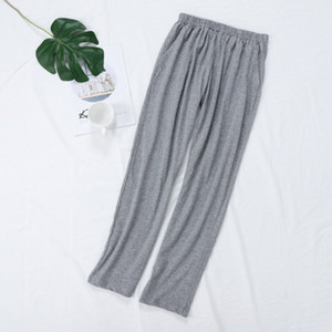 Mens Summer Trackpants Fashion Stylist Type Male Casual Trackpants Spring and Autumn Quick-drying Trousers High Quality Sweatpants