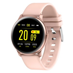 KW19 Smart Watch Electronic Blood Pressure Digital Watches Fashion Calorie Sport Wristwatch DND Mode For Android IOS samsung smart watch