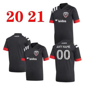 2020 2021 DC Fútbol 20 21 Home Gressel FLORES Arriola camisetas de KAMARA MLS DC United superior de Tailandia
