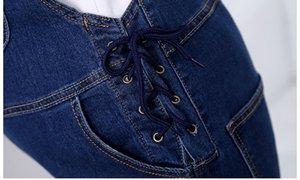 SLYXSH Maternity Bib Overall Pants Jeans For Pregnant Women Clothes Pregnancy Jumpsuits Suspenders Trousers Uniforms Jeans Pants