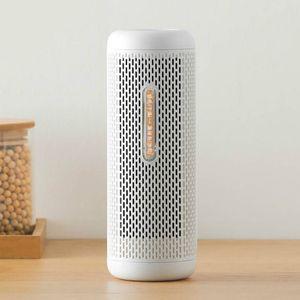 Youpin Deerma Recyclable Mini Déshumidificateur Humidité de l'air sec Réduire / humide Trous de fenêtre visuelle Conception d'absorption d'humidité / PTC séchage
