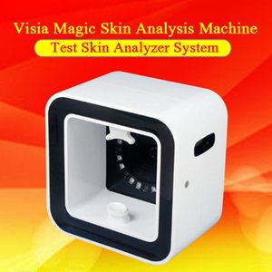 Magic Mirror 3d Máquina Analyzer pele da pele Tester Facial Skin Analyzer Camera Venda