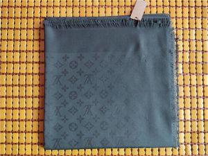 high quality Designer Spring Autumn Women Scarf Wool Silk Square Scarves Women Design Woman Shawls Size 140*140cm