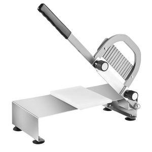 Maniglia in acciaio inox patatine fritte Saluto patatine fritte macchina Strip Cutter, Manuale di patate Hot Chips affettatrici macchina da taglio