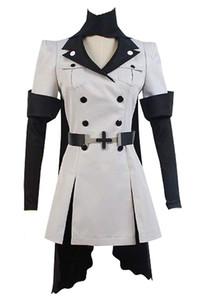 Akame ga KILL Esdeath Empire 일반 의류 유니폼 복장 코스프레 의상