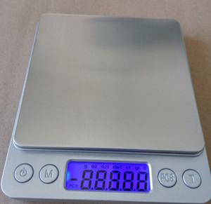 S / s Portátil Balança de Bolso de Precisão Digital Balança Balanças Mini LCD Eletrônico Balanças Balanças 500g 0.01g 1000g 200g 3000g