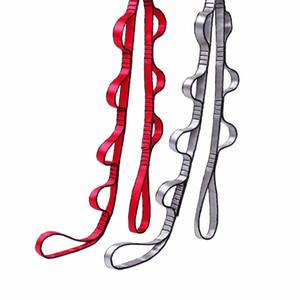 SENOYA SY08 пар для наружного скалолазания Extender ремешка веревки для гамака воздуха йога качелей Антигравитации расширить йог ремня эластичного