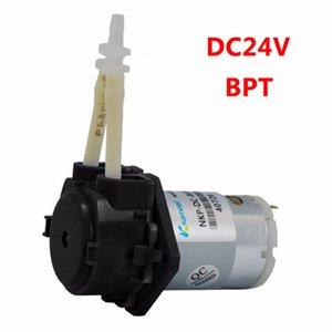 جديد KP تحوي مضخة 3V / 6V / 12V / 24V DC مضخة المياه مع سيليكون / BPT أنابيب صغيرة للمختبر المعايرة التحليلية