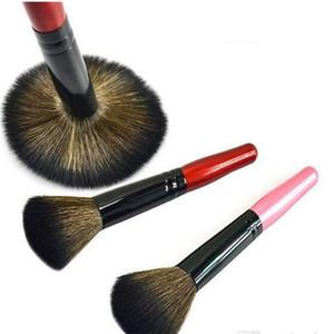 1Pc Beauty Women Powder Brush Single Soft Cosmetic Makeup Brush Loose Shape foundation make up brush Hot Selling DHL free shipping