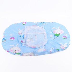 Cartoon Rabbit Baby Bed Mosquito Insect Net Summer Infant Crib Mosquito Net Tent Folding Newborns Bedding Mesh Baby Room Decor
