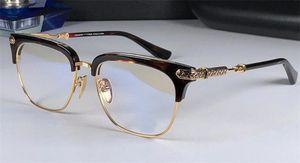 nuova moda degli occhiali chrom-H occhiali VERTI prescrizione uomini telaio occhio occhiali da disegno UV400 prescrizione cornice d'epoca in stile steampunk
