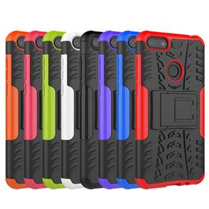 Telefon-Abdeckung für Motorola E6 Play Tasche Hybrid-Rüstungs-Kasten für Moto E6 Wiedergabe Heavy Duty-Schutzhülle E6Play Gehäuse