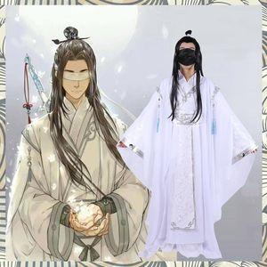 مو داو زو شي شياو Xingchen حلي غراند ماستر للزراعة شيطاني ازياء ملابس الرجال أنيمي الكبار الصينية القديمة