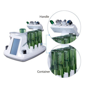 Skin peeling daily skin care Hydra Cleaning Water Jet Beauty machine