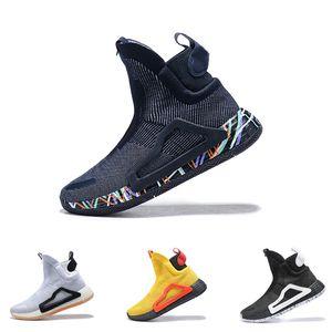 2019 N3XT L3V3L True Green Klar Rosa Wilde Mittelsohle Gum 5 Soles Pro Vision für Männer Basketballschuhe Sport Sneaker