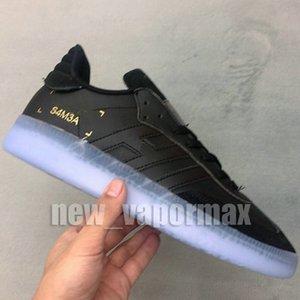 2020 새로운 남성 삼바 Rm의 블랙 화이트 패션 디자이너 그레이 그린 레드 브라운 여성 캐주얼 신발 크기 유로 36-44