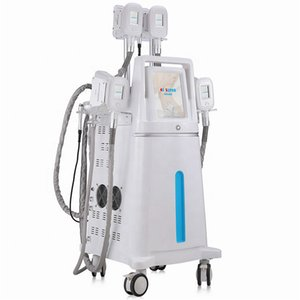 Latest Newest 4 Cryo Handle Cool Fat Freezing Cryolipolysis Slimming Machine For Sale High Quality