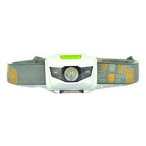 Портативный CREE R3 фары 2 светодиодный фонарик фары на открытом воздухе 300LM фара с оголовьем Туризм Отдых Факел DHF334