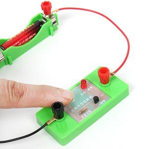 Lichtgesteuerte Schalttafel photoresistresistance dreipoliges elektronisches Bauelement Schaltung Experiment interessante Technologie