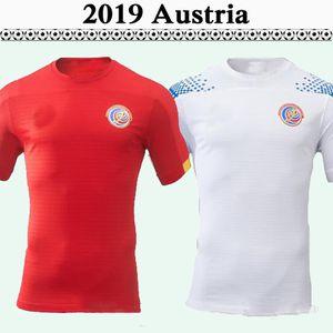 2019 Costa Rica Team National Bryan Mens Soccer Jerseys New Navas M. Urena K. Waston Home Football Shirts R. Wallace Manga corta Uniformes