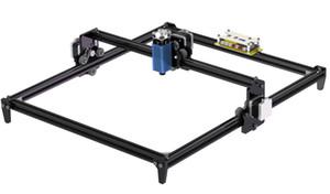 40 * 50 centímetros Mini 2.5W CNC Laser Engraving máquina 2Axis DIY 2500MW gravador desktop Madeira Router / cortador / impressora + Laser Goggles