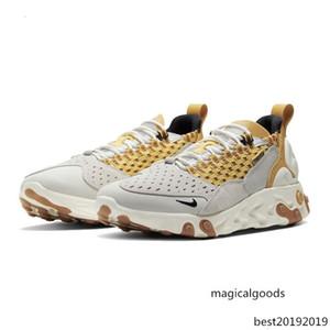 Season Men React Sertu Sports Leisure Running Shoes At5301-004