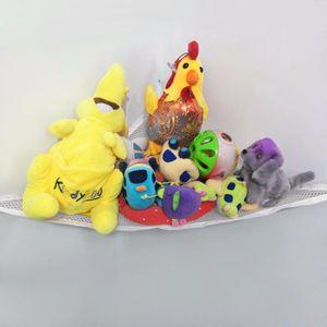 Worldwdide Çocuk Odası oyuncak hayvan oyuncaklar Hamak Net Depolama Holder Organize